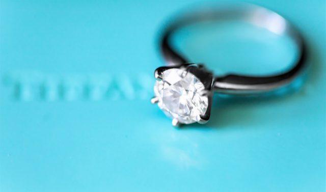 ティファニー婚約指輪